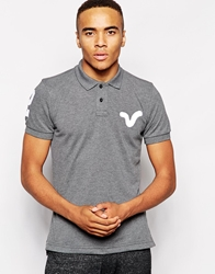Voi Jeans Polo Rugby Grey