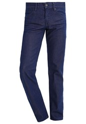 Boss Orange Straight Leg Jeans Dark Blue