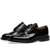 Tricker's Robert Derby Shoe Black