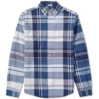 Gant Rugger Selvedge Shirt Blue