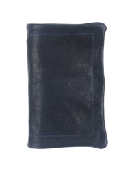 Corsia Wallets Dark Blue