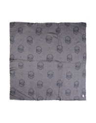 Combo Square Scarves Grey