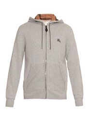 Burberry Pearce Hooded Fleece Sweater