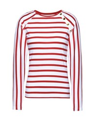 Jolie By Edward Spiers T Shirts Red