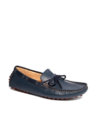 Bellfield Leather Driving Shoes
