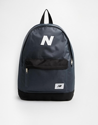 New Balance Mellow Backpack Grey