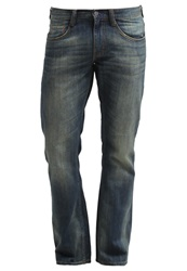 Mustang Oregon Bootcut Jeans Tinted Rinse Washed Rinsed