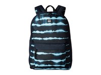 Billabong All Day Pack Tie Dye Stripe Backpack Bags Black