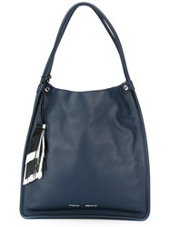 Proenza Schouler Medium Shopper Tote Blue