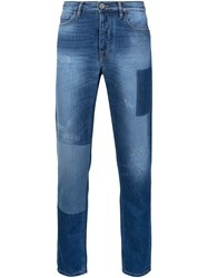 Vivienne Westwood Anglomania Tapered Jeans Blue
