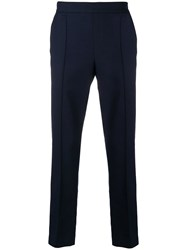 Karl Lagerfeld Tailored Joggers Blue