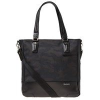 Master Piece Gloss Camouflage Version 2 Tote Bag Black