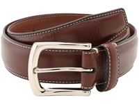 Torino Leather Co. 35Mm Burnished Tumbled Brown Men's Belts