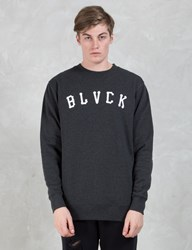 Black Scale Rebel Slam Crewneck