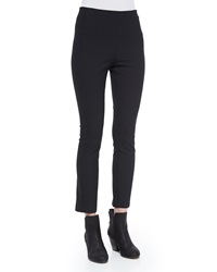 Rag And Bone Rag And Bone Simone Stretch Ankle Pants Black
