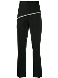 Cmmn Swdn Contrast Double Stripe Tapered Trousers 60