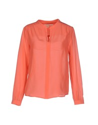 Nougat London Shirts Blouses Women Coral