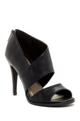 Michael Antonio Lovely Peep Toe Heel Black