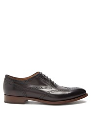 Paul Smith Cristo Leather Brogues Black