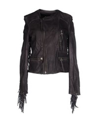 Ash Coats And Jackets Jackets Women Black