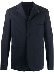 Closed Single Breasted Blazer Blue