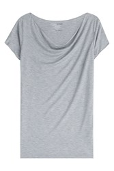 Majestic Draped Jersey T Shirt Gr. 2