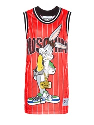 Moschino Bugs Bunny Basketball Mini Dress