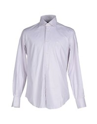 Carlo Pignatelli Shirts Shirts Men Light Grey