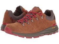 Danner Mountain 600 Low 3 Brown Red Shoes