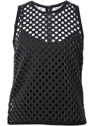 Opening Ceremony Perforated Tank Top