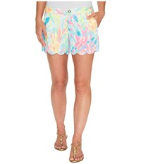 Lilly Pulitzer Buttercup Shorts Multi Sparkling Sands Women's Shorts