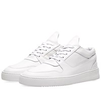 Filling Pieces Low Ultra Sneaker White
