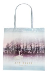Ted Baker London Sparkling Swan Large Icon Tote