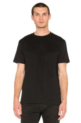 Diesel Captain Tee In Black