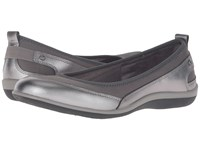 Revere Charlotte Pewter Women's Flat Shoes
