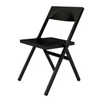 Alessi Piana Chair Black