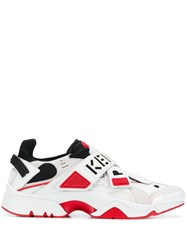 Kenzo New Sonic Sneakers White