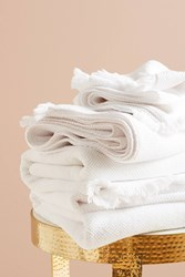 Kassatex Antico Towel Collection White