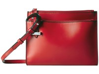 Lodis Audrey Trisha Double Zip Wallet On A String Red Wallet Handbags