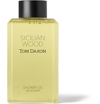 Tom Daxon Sicilian Wood Shower Gel 250Ml Neutrals