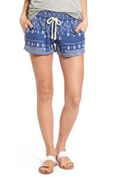 Roxy Women's Oceanside Print Shorts