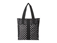 Le Sport Sac City Tote Sun Multi Black Tote Handbags