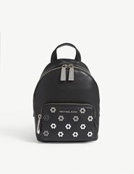 Michael Michael Kors Wythe Extra Small Leather Backpack Black