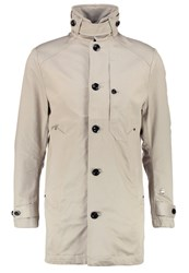 G Star Gstar Garber Trench Trenchcoat Khaki