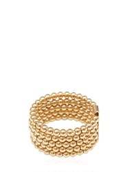Magdalena Frackowiak Jewelry Gold Wire Ring