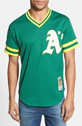 Mitchell And Ness Men's Mlb Jackson Practice Jersey