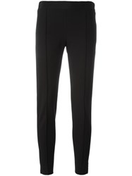 Paul Smith Ps By Tailored Cropped Trousers Black