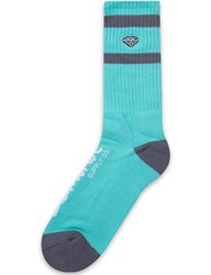 Diamond Supply Co. Dmnd High Stripe Socks