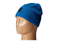 Spyder Bug Button Hat Concept Blue Beanies