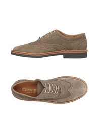 Cantarelli Lace Up Shoes Grey